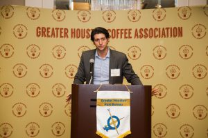 Gavina at GHCA Luncheon